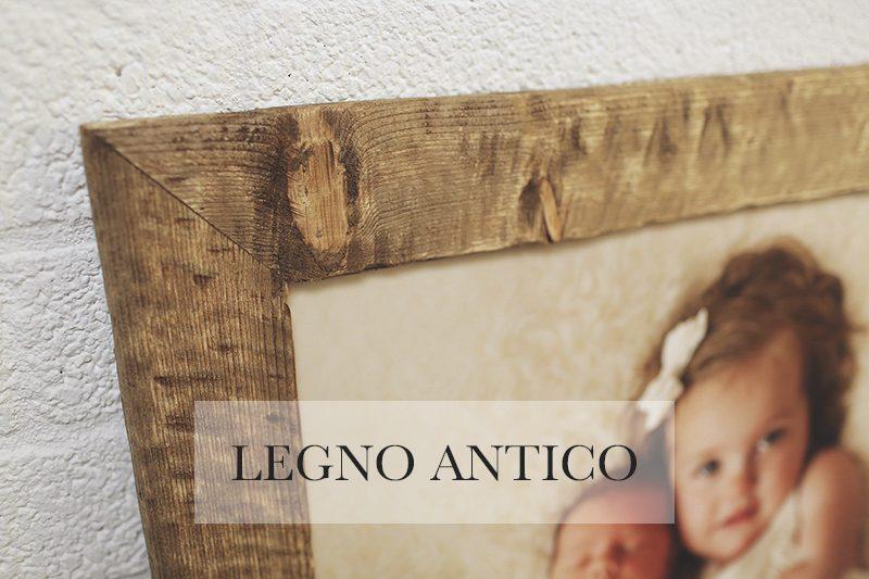cornice in legno antico